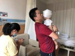 爱心助力筹齐费用,失聪宝宝已成功植入人工耳蜗
